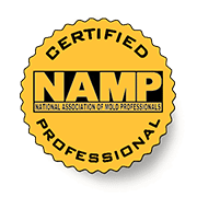 National Association of Mold Professionals Gold Seal
